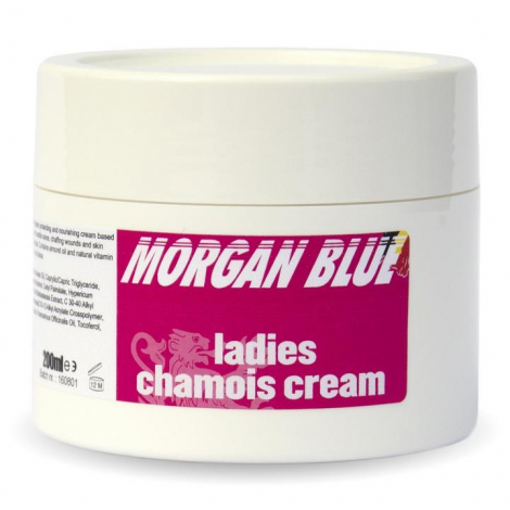 MORGAN BLUE CHAMOIS CREAM LADIES 200ML