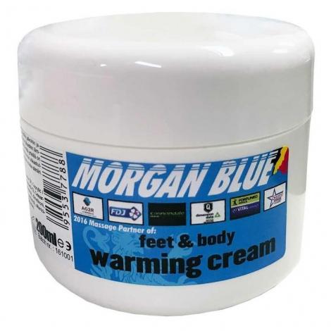 MORGAN BLUE WARMING CREAM